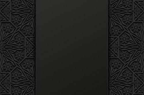 炭黑色具体颜色展示